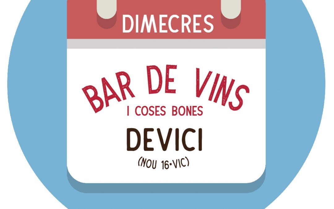 #DIMECRESDEVICI FONDUE